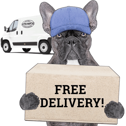 delivery dog feed store tucson